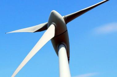 Windkraft Turbine