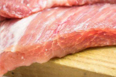 Schweinefleisch Import China