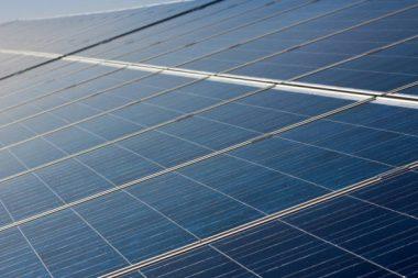 Solarzellen Photovoltaik Dach
