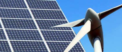 Einstieg in erneuerbare Energien
